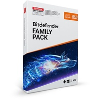 BitDefender Family Pack 2019 2 Jahre ESD DE Win Mac Android iOS