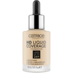 Catrice Foundation HD Liquid Coverage Foundation braun