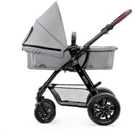 KinderKraft Moov 2 in 1 grey