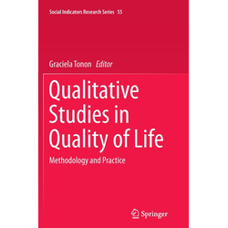 Qualitative Studies in Quality of Life als Buch von