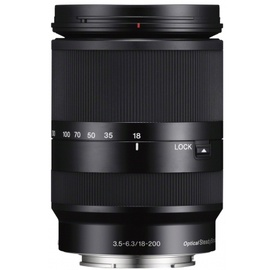 Sony 18-200 mm F3,5-6,3 OSS LE (SEL18200LE)