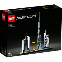Lego Architecture Dubai 21052