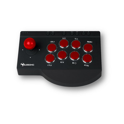 Subsonic Arcade-Joystick für Playstation3/Playstation4/XBOX ONE und PC Arcade-Joystick