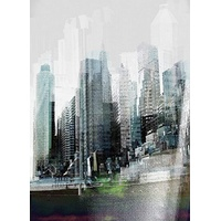 KOMAR Fototapete Rush 184 x 254 cm