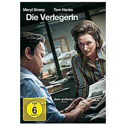 Die Verlegerin - DVD  Filme