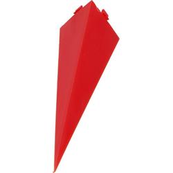 Guru-Shop LED-Stern für außen Ersatz- Zacken für Baltasar rot