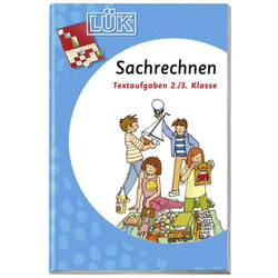 LÜK Sachrechnen - Textaufgaben 2. und 3. Klasse 511