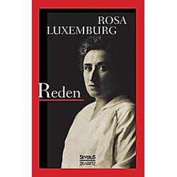 Reden. Rosa Luxemburg  - Buch