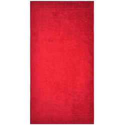 Dyckhoff Badetuch ''Kristall'' Rot 100 x 150 cm