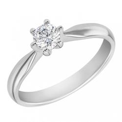 Verlobungsring mit Diamant Iravan