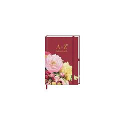 Coppenrath Notizbuch Adressbuch A-Z (Marjolein Bastin)