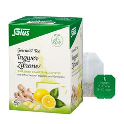 INGWER ZITRONE Tee Salus Filterbeutel 15 St