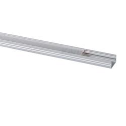 PROFILO B LED Aluminium U-Profil inkl. Abdeckung Matt 1m