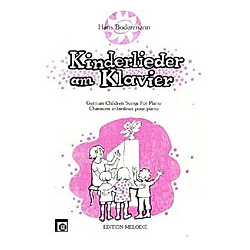 Kinderlieder am Klavier - Buch