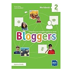 Bloggers 2 A1 - A2 - Buch