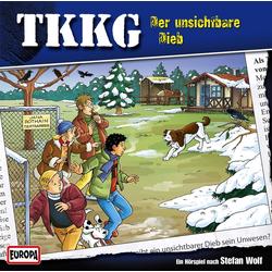 TKKG 185. Der unsichtbare Dieb