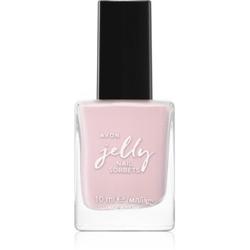 Avon Jelly langanhaltender Nagellack Farbton Pink Sorbet 10 ml