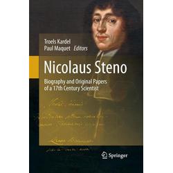 Nicolaus Steno als Buch von