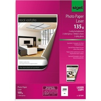 Sigel LP341 Photo-Papier matt A4 135g Farblaser