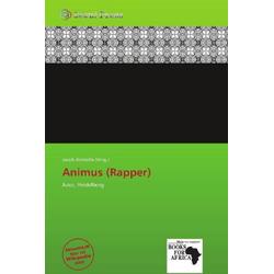 Animus (Rapper) als Buch von