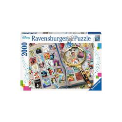 Ravensburger Puzzle Puzzle 2000 Teile, 98x75 cm, Meine liebsten, Puzzleteile
