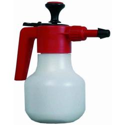 Sprühflasche mit Druckpumpe, Zerstäuber, 1 l