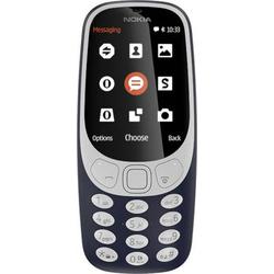 Nokia 3310 Dual-SIM-Handy Blau - Das Kult-Handy ist wieder da!