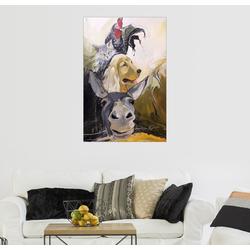Posterlounge Wandbild, Musiker 60 cm x 90 cm