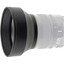 Kaiser Fototechnik Streulichtblende 3 in 1 55mm Gegenlichtblende