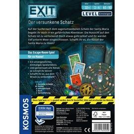 Kosmos Exit - Das Spiel: Der versunkene Schatz