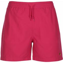 Carhartt WIP Herren Badeshorts 'Chase' pink, Größe S, 4756855