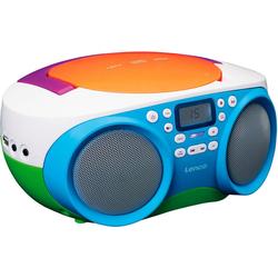 Lenco SCD-41 Stereo-CD Player (UKW-Radio)