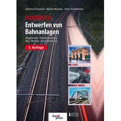Handbuch Entwerfen von Bahnanlagen
