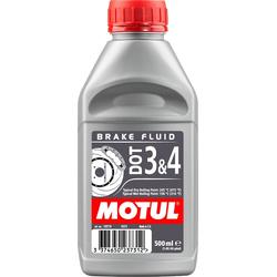 MOTUL DOT 3 & 4 Bremsflüssigkeit 500 ml