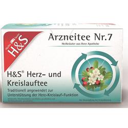 H&S Herz-und Kreislauftee
