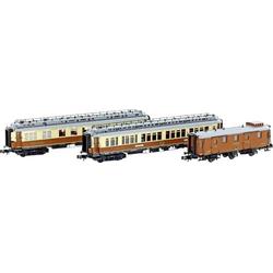Hobbytrain H22103 N 3-tlg. CIWL Set 2 Simplon-Express, Méditerranée Express Set