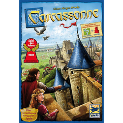 Carcassonne, neue Edition