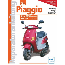 Piaggio Sfera / SKR als Buch von