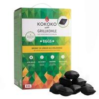 McBrikett KOKOKO Eggs Premium Grillkohle 8 kg