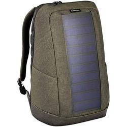 SunnyBag Solarrucksack Iconic 20l (B x H x T) 370 x 480 x 170mm Oliv-Braun 138A_01
