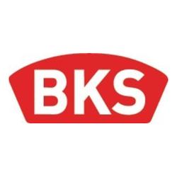 BKS Haustür-Einsteckschloss 0024 PZW 20/60/92/10mm DIN L VA rd