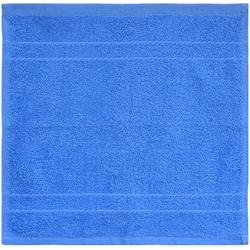 Dyckhoff Seiftuch 'Kristall' Kobalt - Blau 30 x 30 cm