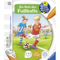 Tiptoi tiptoi® Die Welt des Fußballs Buch WWW Die Welt des Fußballs 32921