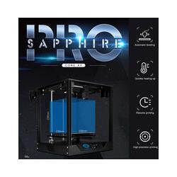 Sapphire Pro CoreXY Kit de bricolage pour imprimante 3D Impression silencieuse de haute precision