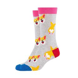 Fun Socks Socken Foxie (2-Paar) mit lustigen Füchsen