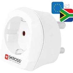 Skross 1.500201-E Reiseadapter CA EU to SA