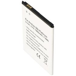 Akku passend für den Archos AC50BPL Akku Archos 50b Platinum, 73,0 x 60,0 x 4,0mm