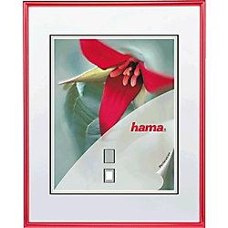 Hama Kunststoffrahmen / 66285, 300 x 400 mm, rot, Kunststoff