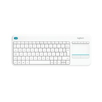 K400 Plus Wireless Keyboard FR weiß (920-007132)