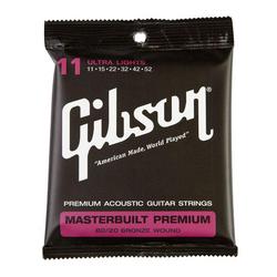 Gibson Masterbuilt Premium 80/20 Ultra Light